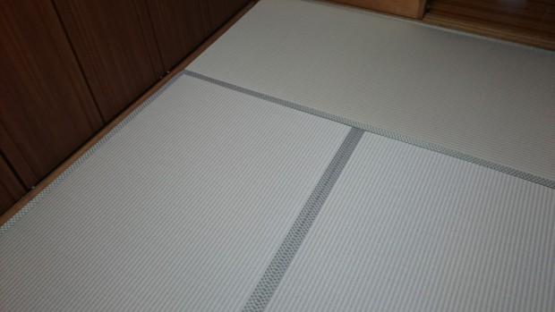 畳の表替え